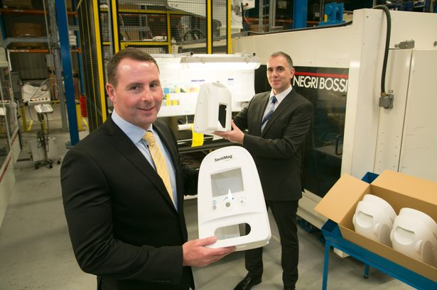 Icon Plastics invest £180,000 in state-of-the-art kit and create new jobs.