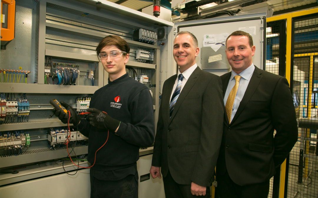 Icon Plastics Unveils Commitment To Grow Its Apprenticeship Training Scheme