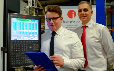 Icon Plastics Continues Commitment to Home Grown Talent