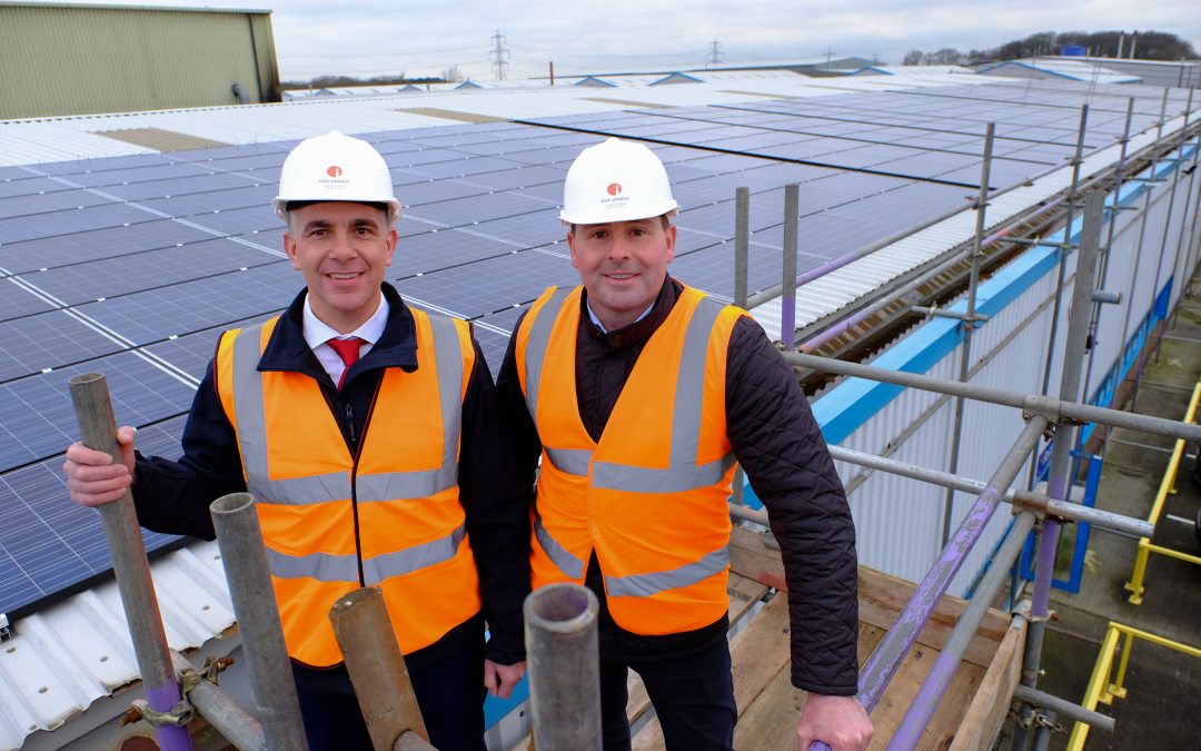 Icon Invests to Extend its Green Credentials