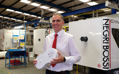 £200,000 investment sees robotics and staff join Icon Plastics